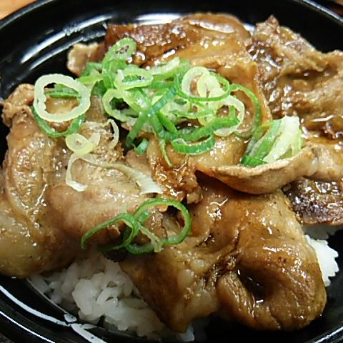 ロース豚丼十勝仕立てサムネイル