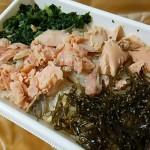 炙り焼鮭ご飯サムネイル
