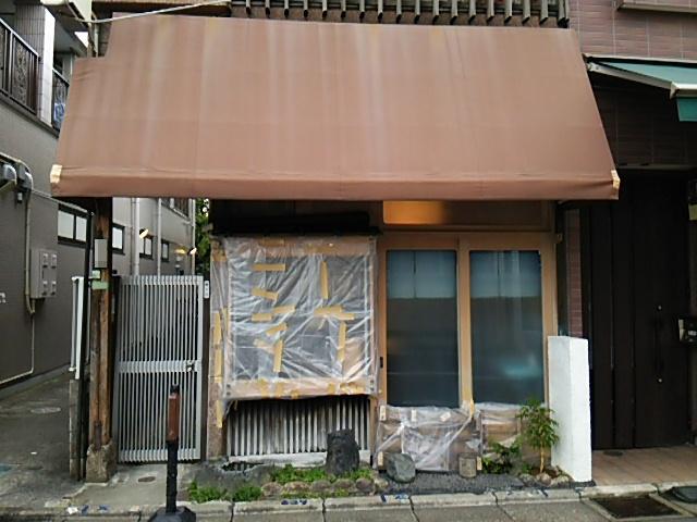 寿司屋全景