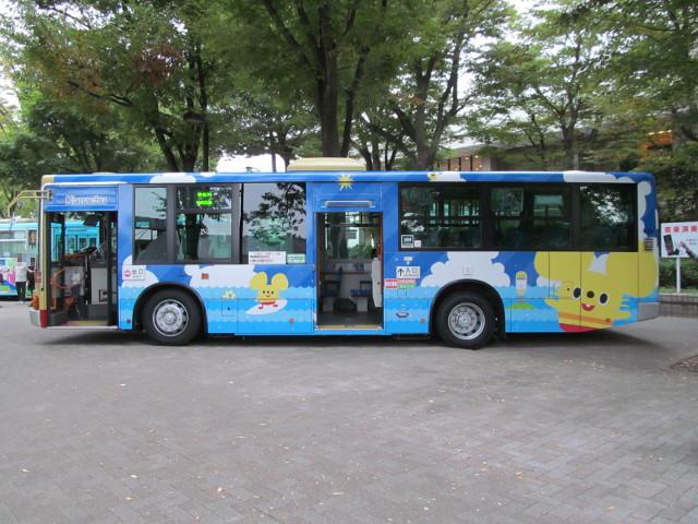 神奈川中央バス左ヨコ