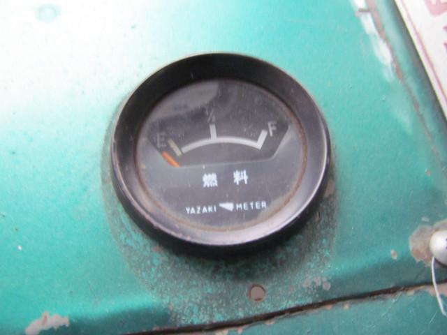 弁慶号燃料計