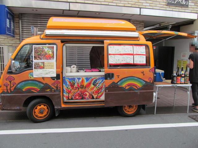 チャランケ車1