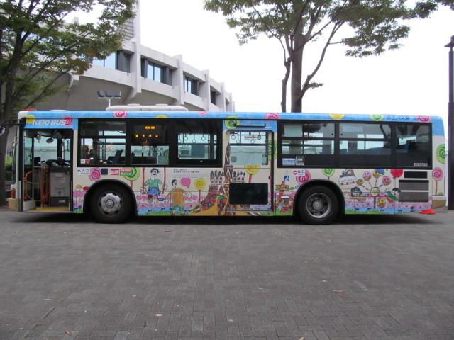 京王バス左ヨコ