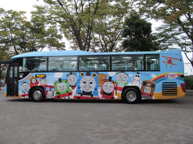富士急山梨バス左ヨコ