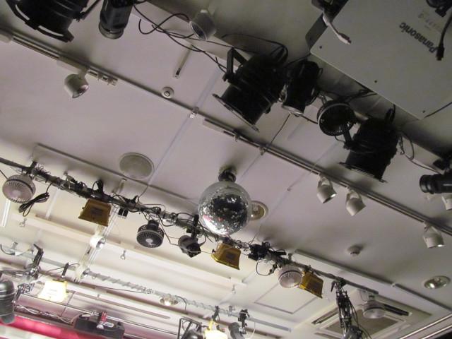 相馬圭二ソロライブ20141115プロモボックスの天井