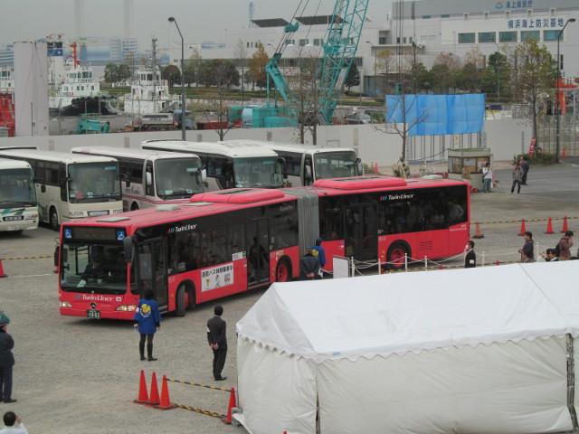 バス利用感謝デー2014連節バス