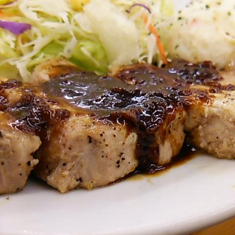 松屋豚テキ定食サムネイル
