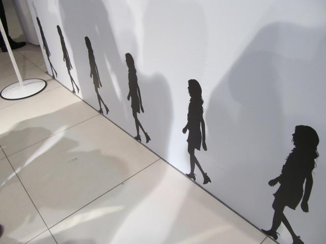 姫ちゃんの部屋の壁に姫川さんがいっぱい