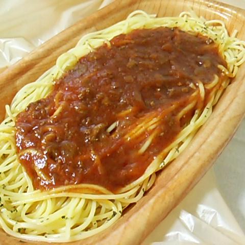 大盛ミートソーススパゲティサムネイル