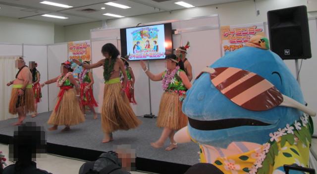 アイランダー2014小笠原諸島南洋踊りとカカ