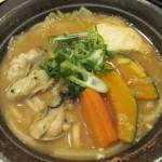 牡蠣味噌ちゃんこ鍋サムネイル