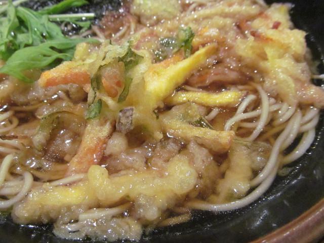 世田谷ボロ市20150115ボロ市そばの野菜のあげ玉