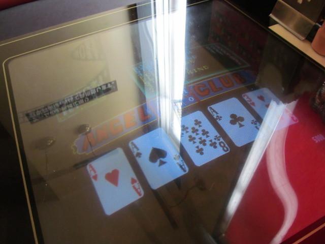 サウスウィンズのレトロゲーム台その1