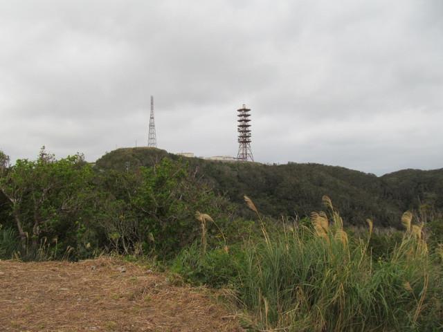 八重岳山頂付近からの眺めその3