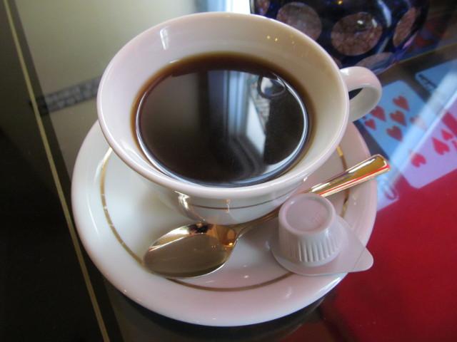 サウスウィンズのコーヒー