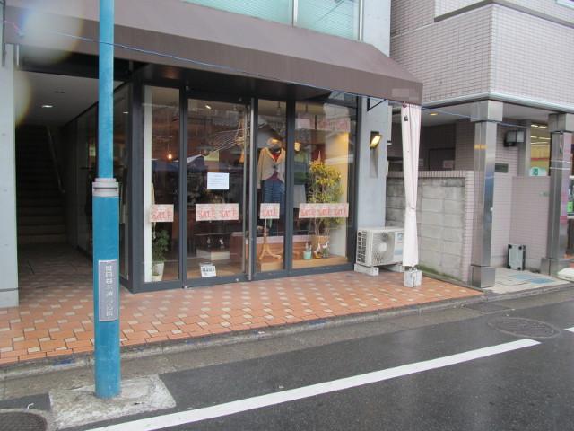 世田谷ボロ市20150115そもそも出店していないお店