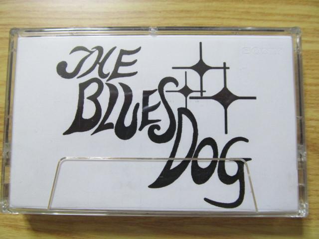 ブルドッグのカセットテープ