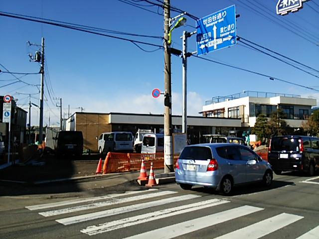 セブンイレブン世田谷弦巻1丁目店20141217の様子1