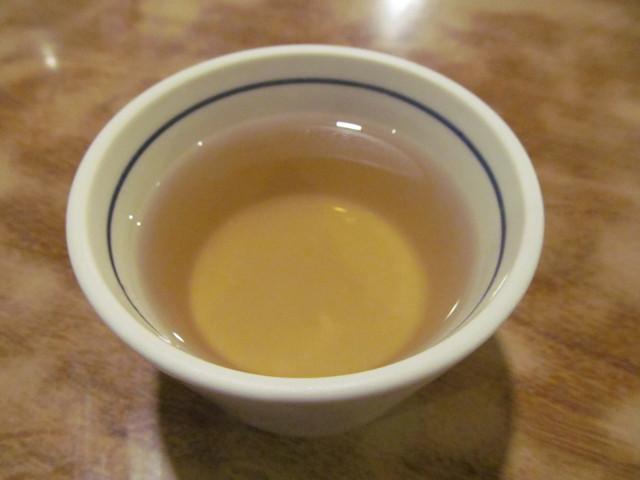 世田谷ボロ市20150115ボロ市そばのそば茶