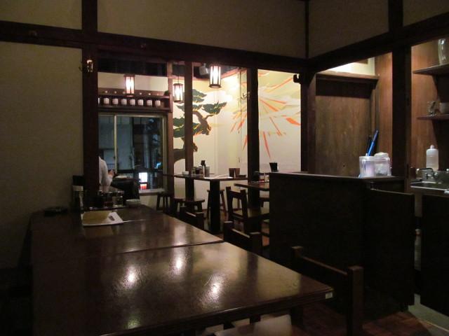 タイガー軒世田谷上町店の2階