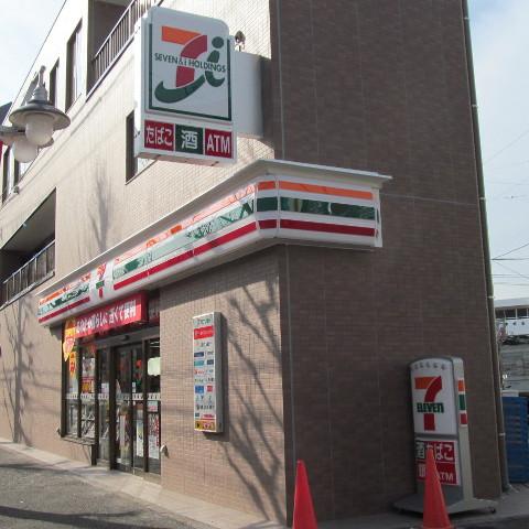 セブンイレブン世田谷桜小前店開店前日サムネイル