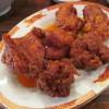 タイガー軒揚げ鶏の四川辛味だれ定食サムネイル