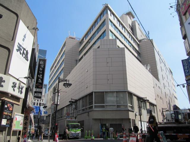 東急プラザ渋谷20150317外観13
