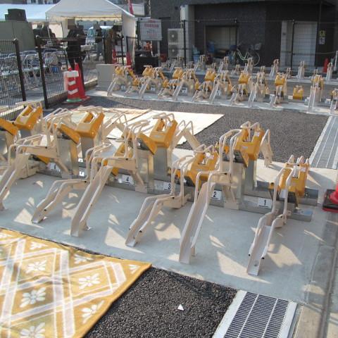 世田谷駅前駐輪場サムネイル