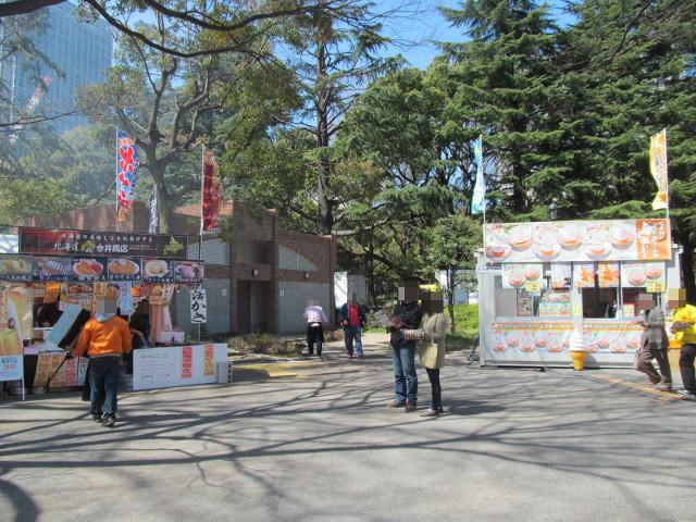 地元めしフェスクオーゼイにれの木広場9