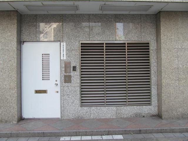 元三井住友銀行通用口