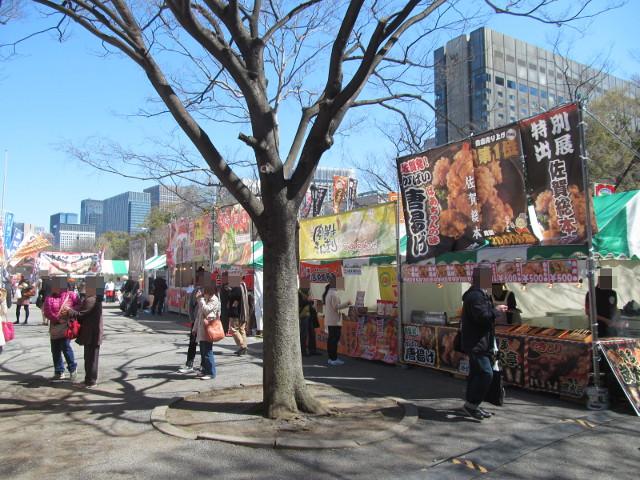 地元めしフェスクオーゼイにれの木広場5