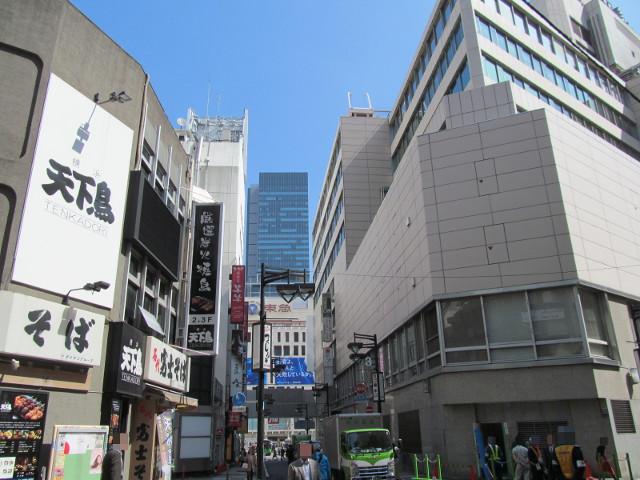東急プラザ渋谷20150317外観14