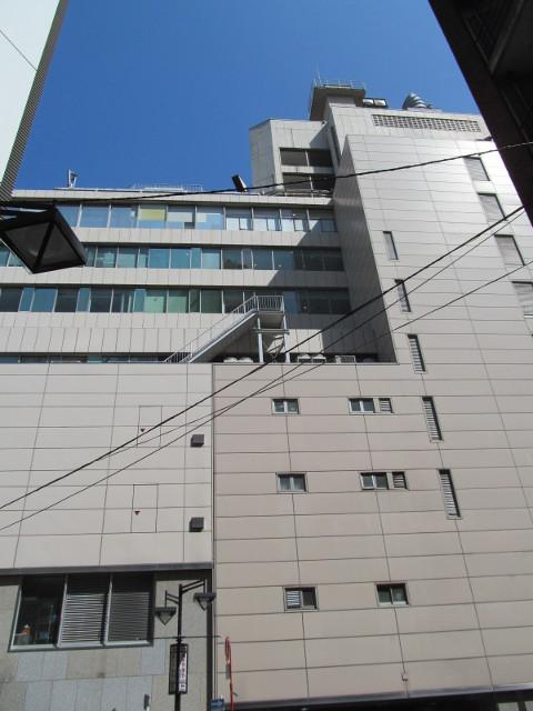 東急プラザ渋谷20150317外観11