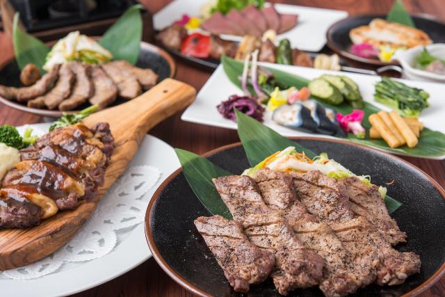 牛たんささ川フレンテ笹塚店の牛たん料理いろいろ