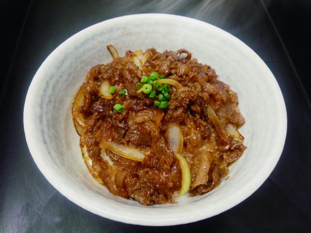 米沢牛の焼肉丼