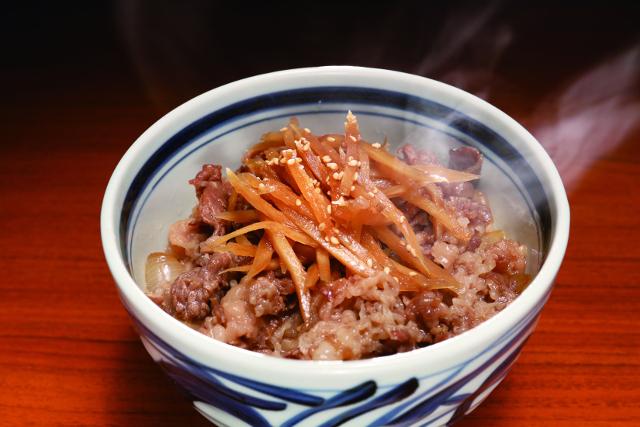 仙台牛の牛丼