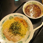 日高屋和風つけ麺サムネイル
