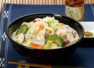 RoyalHostロイヤル特製野菜ちゃんぽん麺
