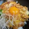 東急プラザ渋谷B2家族亭の親子丼セットサムネイル