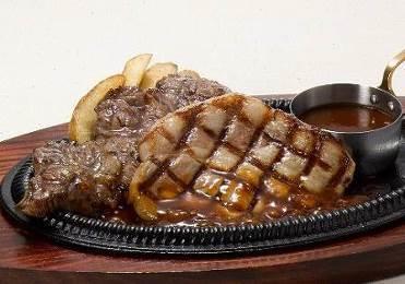 COWBOYFAMILY沖縄あぐー豚のグリルandステーキ
