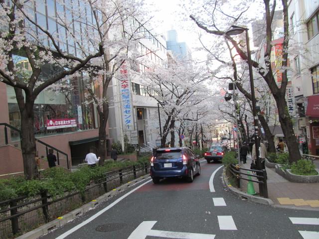 渋谷桜丘さくら通り左側を3分の1くらい下る