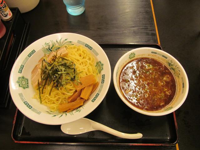 日高屋和風つけ麺