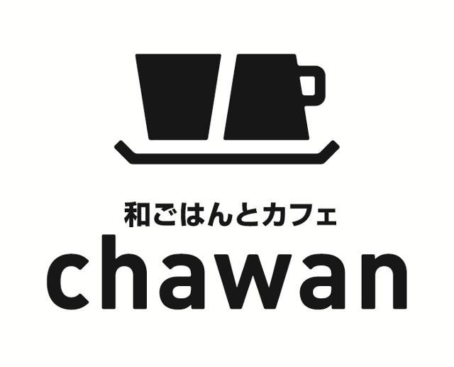 和ごはんとカフェchawanロゴ