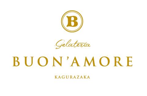 ブオンアモーレBUONAMOREロゴ