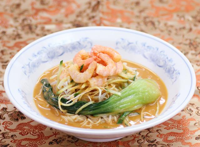 黄金雲丹2.5倍冷し麺2