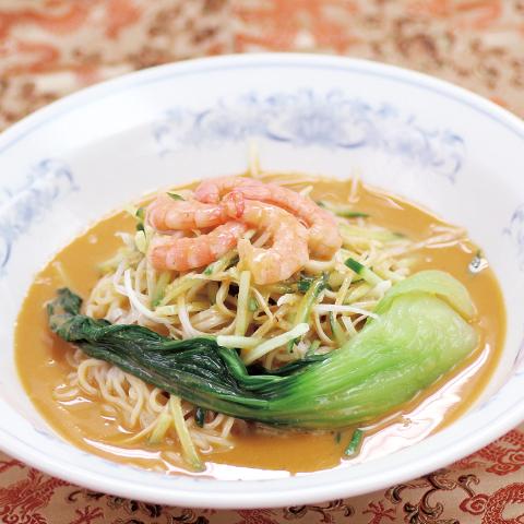 黄金雲丹2.5倍冷し麺サムネイル