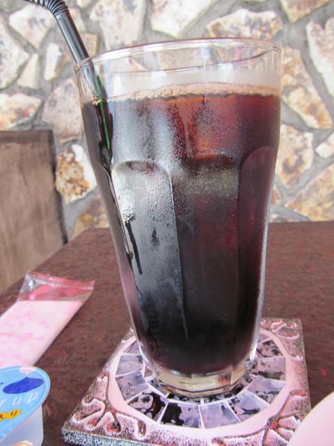KARIYUSHICOFFEESTANDのアイスコーヒーL
