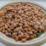 五穀ごはんのビビンパ丼に納豆3パック投入サムネイル