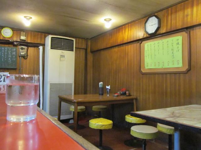 中華つけ麺大王国際通り店店内3