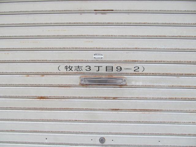 元祖つけ麺大王国際通り店のシャッターアップ2